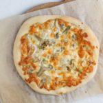 пица со четири сирења