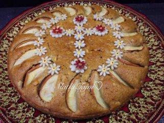 Посен рецепт за Фанурија - колачот за желби 1