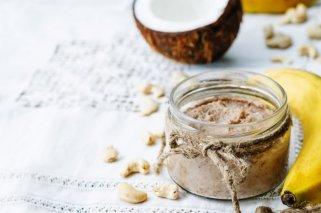 Домашен путер од кокос - намаз 1