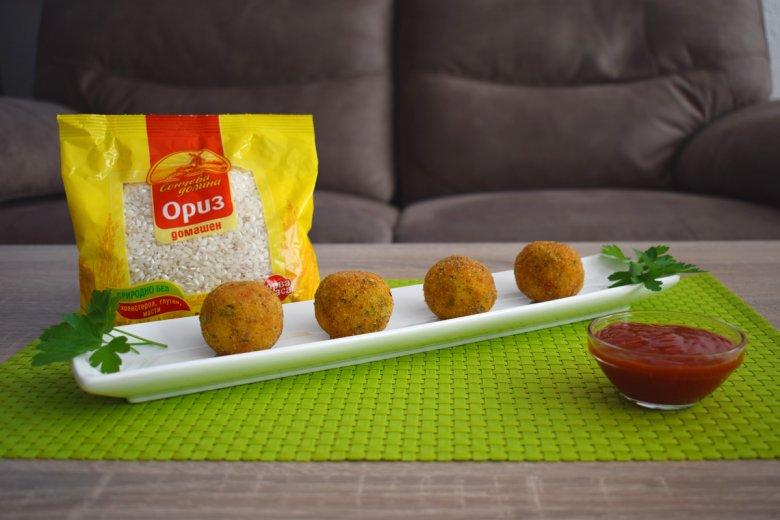 Полнети топчиња од ориз 2