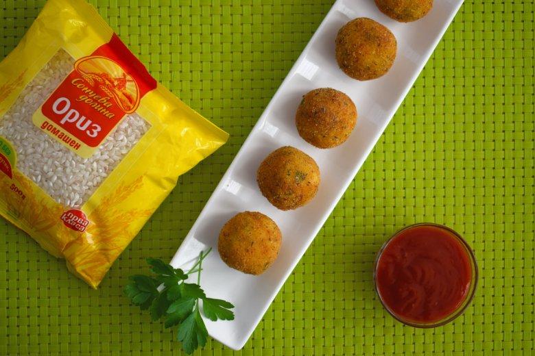 Полнети топчиња од ориз 3