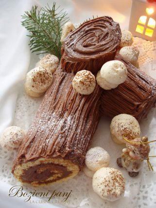 чоколаден колач со рум