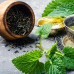 купка и чај од пчелинок