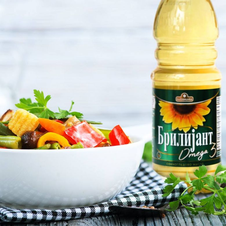 сончогледово масло со омега 3
