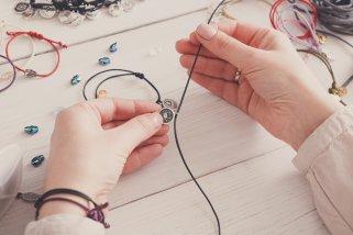 чистење на сребрен накит