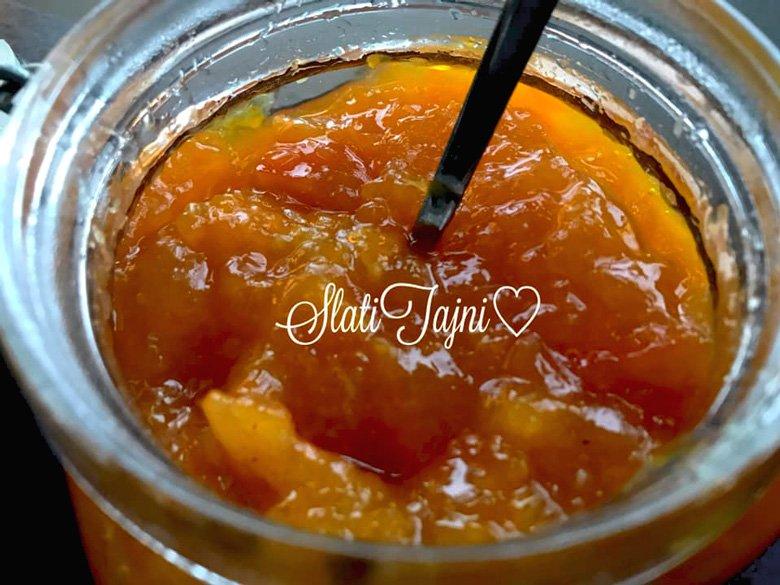 Домашен мармалад од мандарини 2