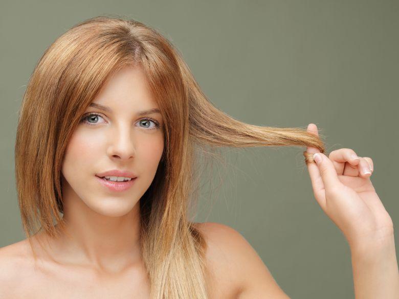 испукани врвови на коса
