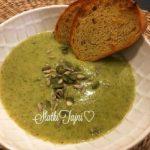 Лесна крем супа од брокула 1