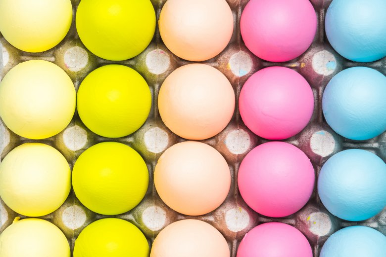 Омбре велигденски јајца 2