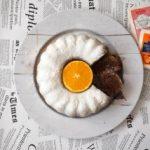 Чоколаден посен куглоф со мармалад 1