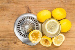 необични примени на лимоновиот сок