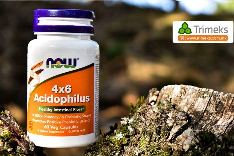 пробиотици ацидофилус