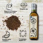 ленено семе и масло од лен 1