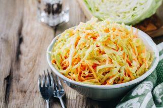 посна coleslaw салата