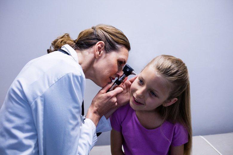 ушни инфекции кај децата