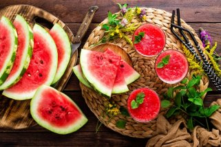 Смуди од лубеница за слабеење и топ форма 1