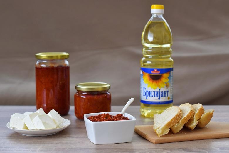 Традиционален македонски ајвар