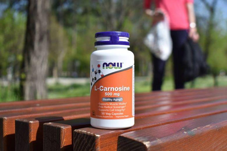 L-Carnosine за долговечна младост