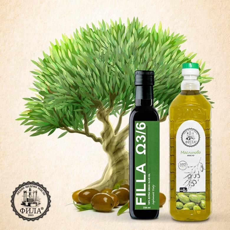 маст од гавез со маслиново масло