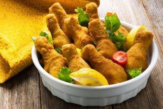 Едноставен и брз рецепт за похувани пилешки копани 1
