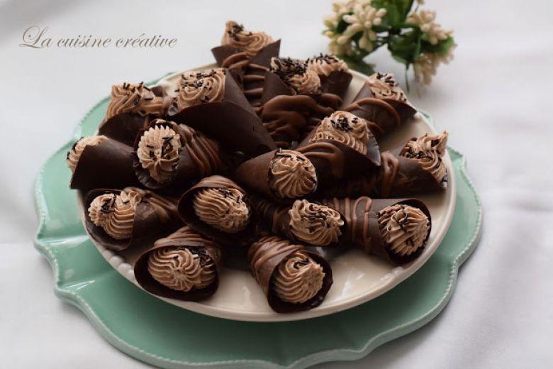 чоколадни корбети со фил од костени