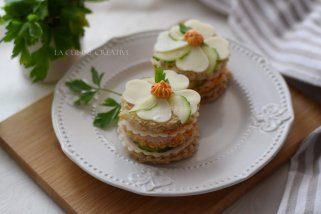 Лесен рецепт за декоративни солени канапеи 1