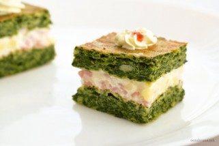 солена торта со спанаќ