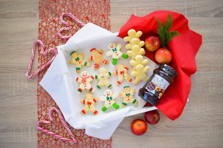 посни бадникови колачиња 2