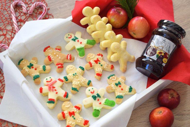 посни бадникови колачиња 3