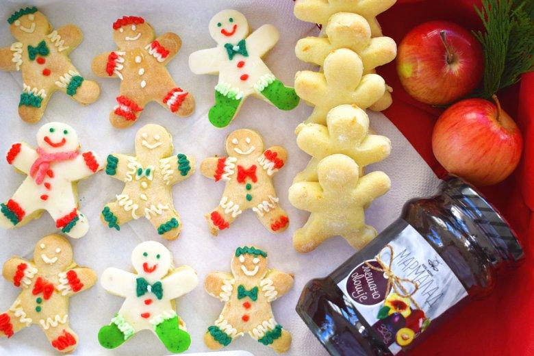 посни бадникови колачиња 4