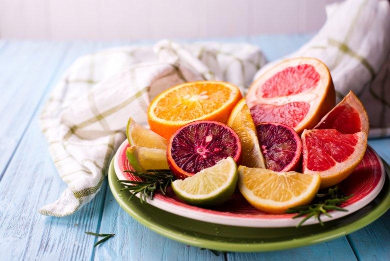 Цитрусно овошје