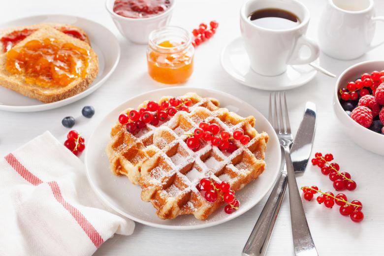 Рецепт за домашни белгиски вафли