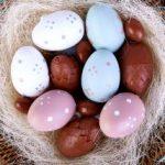 велигденски јајца со путер од кикиритки 1