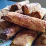 пржени пирошки од готови кори 1
