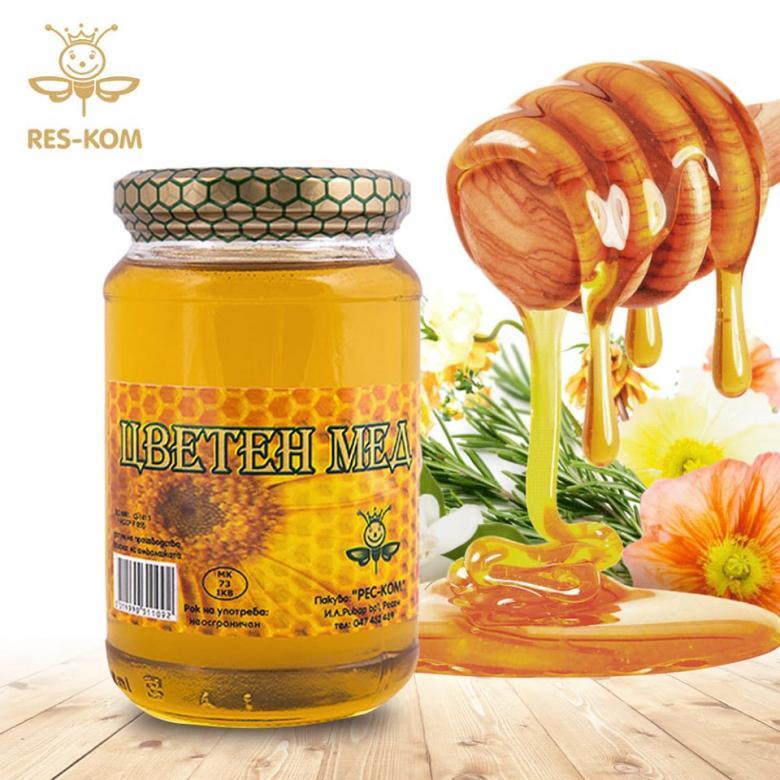мед од глуварче