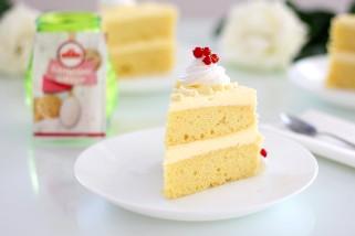ванила торта