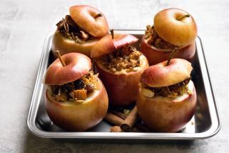 печени јаболка