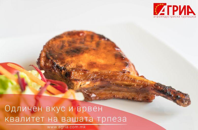совети за печење на месо