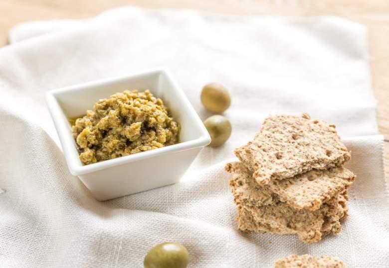 Посни крекери од семиња без брашно