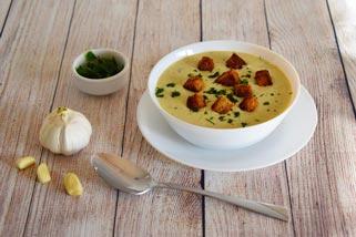 Крем супа за силен имунитет 1