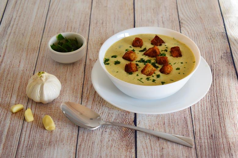 Крем супа за силен имунитет 2