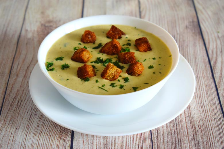 Крем супа за силен имунитет 3