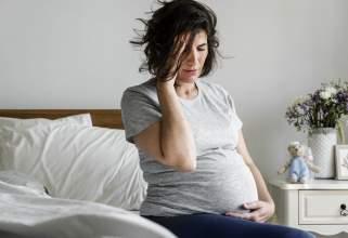 главоболки во бременост 1