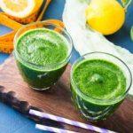 зелено детокс смуди 1