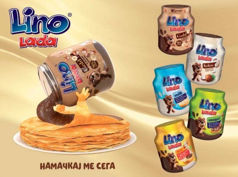 Lino Lada Gold 2