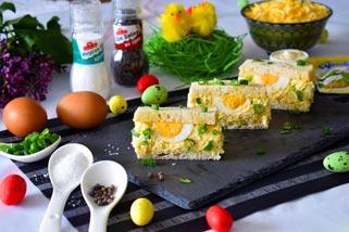 Јапонски сендвич со јајца од 5 состојки 1