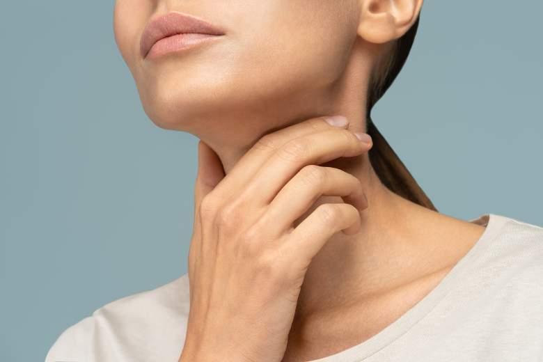 нарушена функција на тироидната жлезда 2