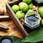 Зелени оревчиња во мед 1