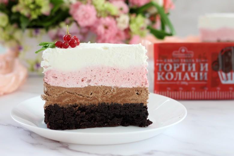 сладолед торта