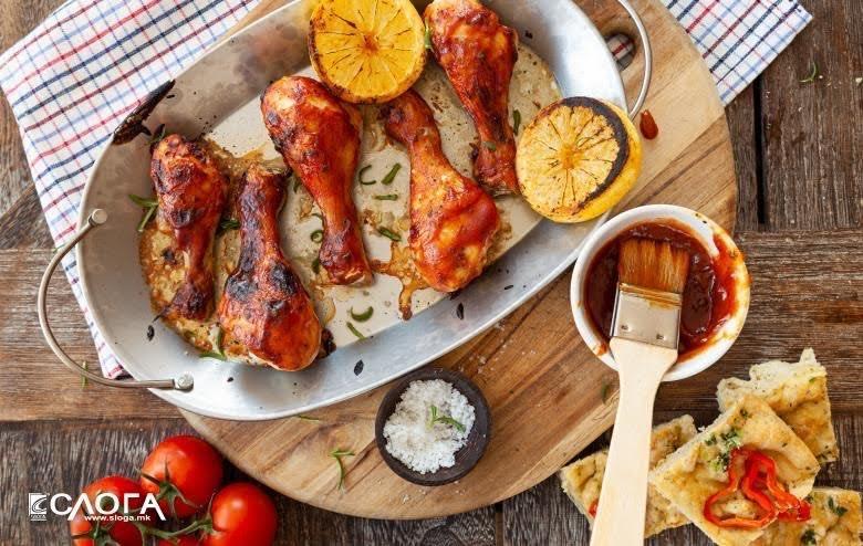 пилешки копанчиња